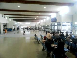 新離島ターミナル。