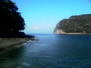 戸田の海より。