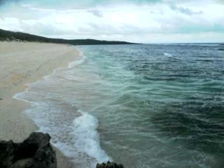 ペムチ浜☆波照間島