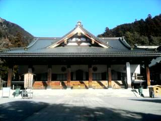 身延山☆久遠寺